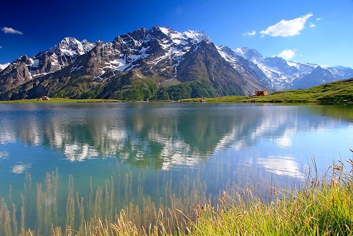 Lac du pontet lac randonn es et trekking - Office du tourisme deux alpes ...
