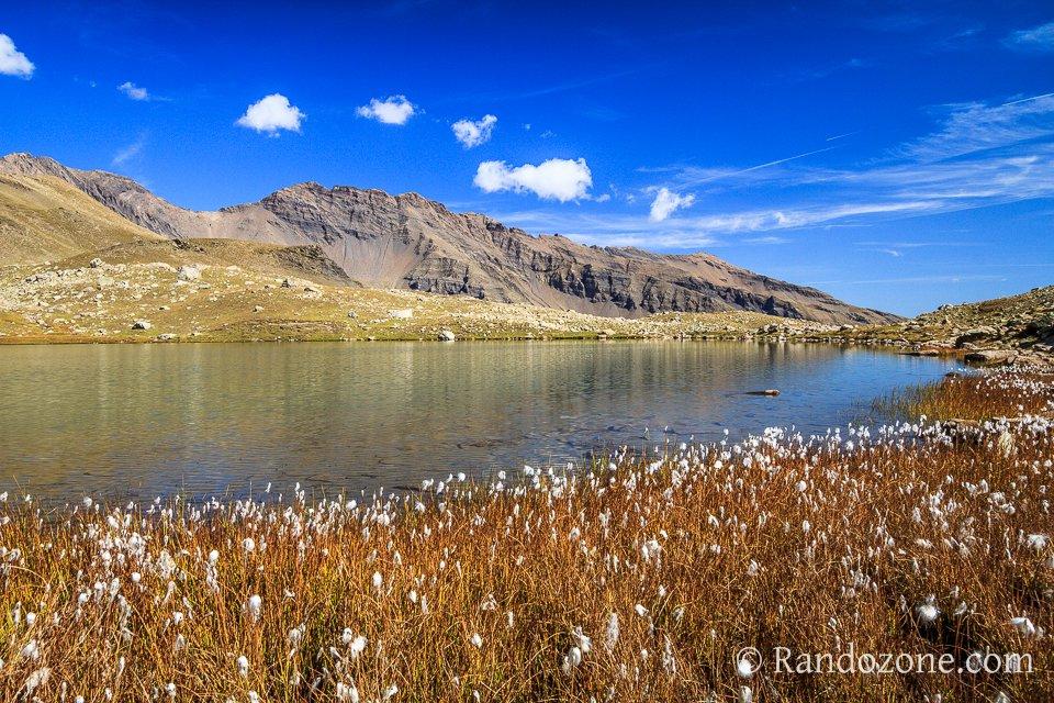 Lac Palluel en septembre