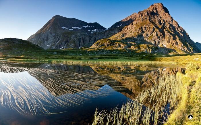 Magnifique lac Fourchu par Nicogre
