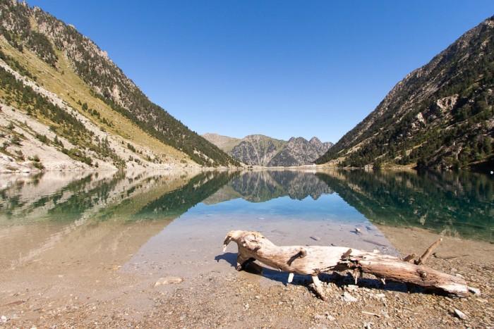 Randonnée au lac de Gaube dans les Hautes-Pyrénées