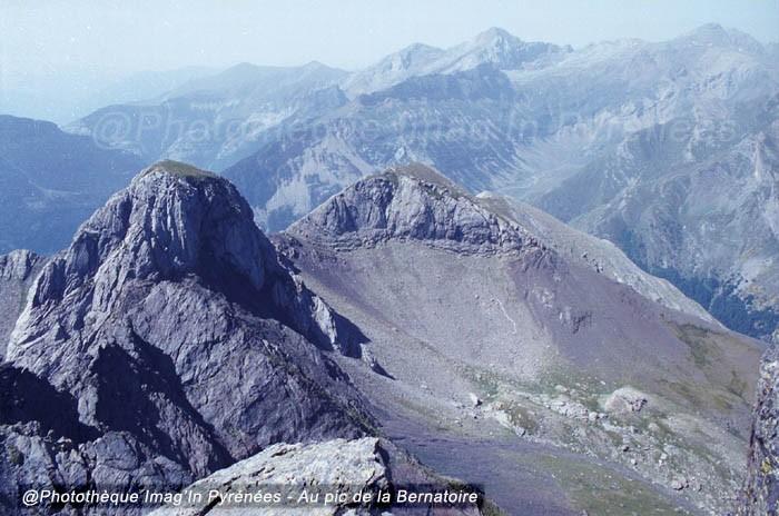 Pic de la Bernatoire par Imagin Pyrénées