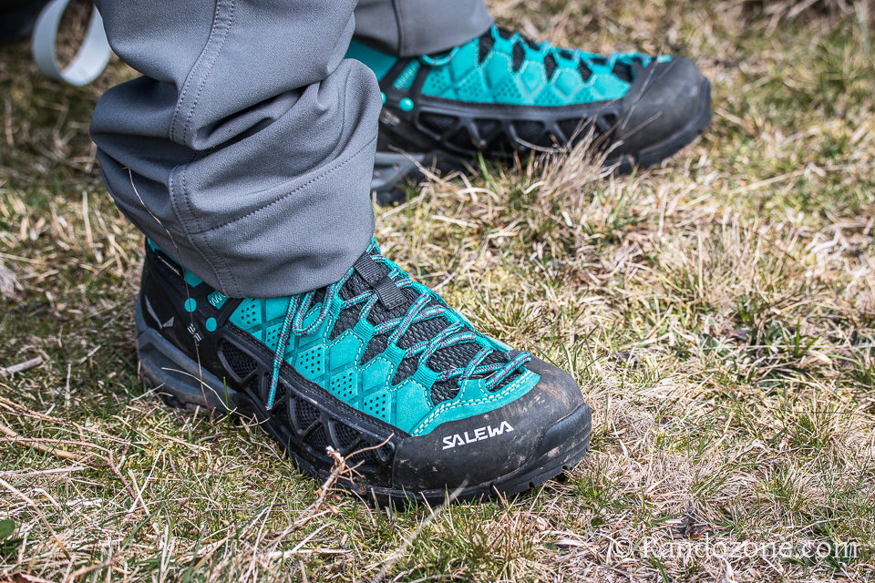 really comfortable genuine shoes autumn shoes Test et avis : Chaussures de randonnée Salewa Alp Flow GTX ...