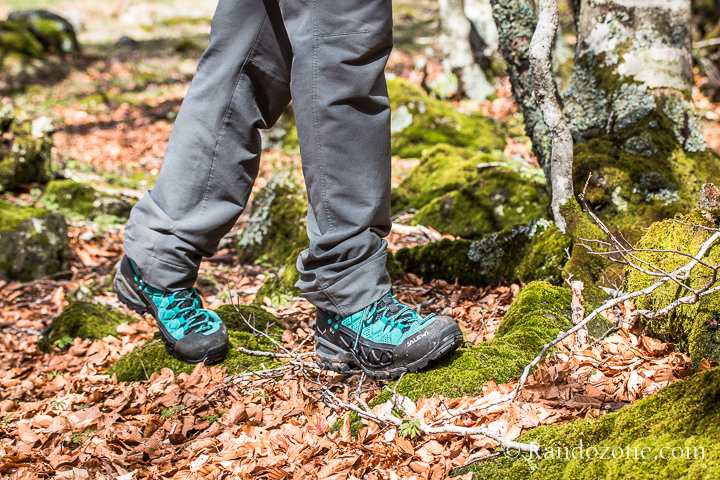 Test des chaussures Salewa Alp Flow GTX Surround