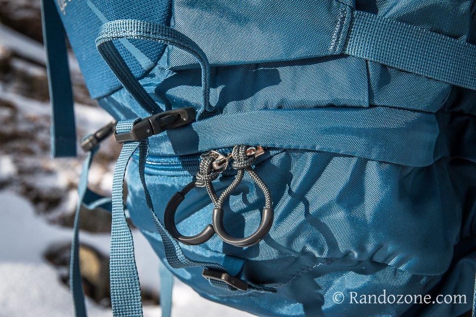 Test du sac à dos Osprey Kyte 66